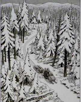 dumontheuil-La forêt des renards pendus-p135