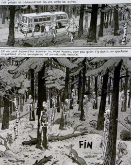 dumontheuil-La forêt des renards pendus-p138
